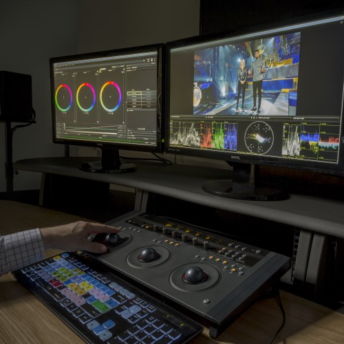 Ka-boom Online Room with Baselight Editions 2