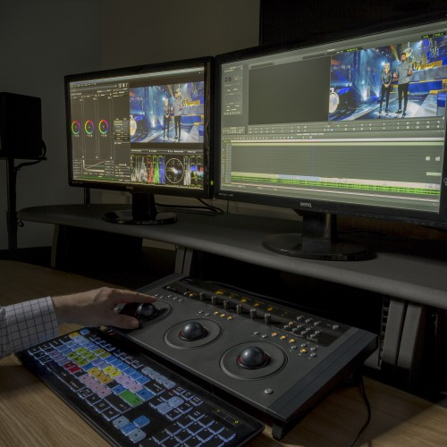 Ka-boom Online Room with Baselight Editions 3