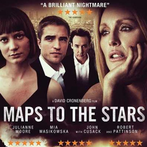 Map to the Stars box