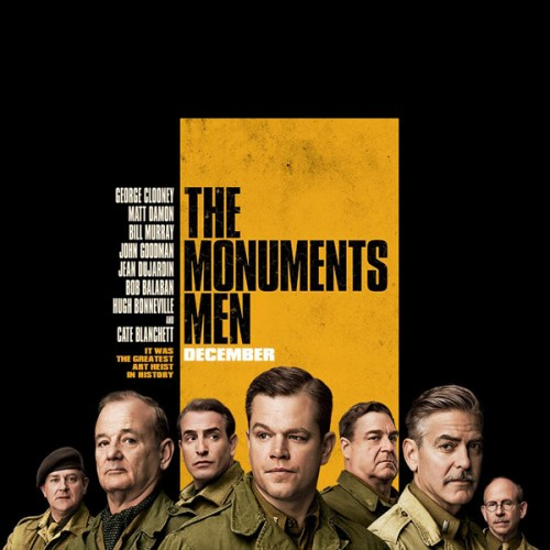 monuments Men Box